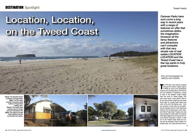 Location, Location on the Tweed Coast - P1
