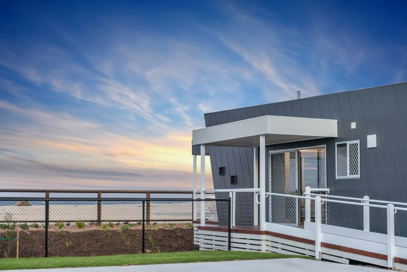 Kingscliff Accessible Cabin Exterior