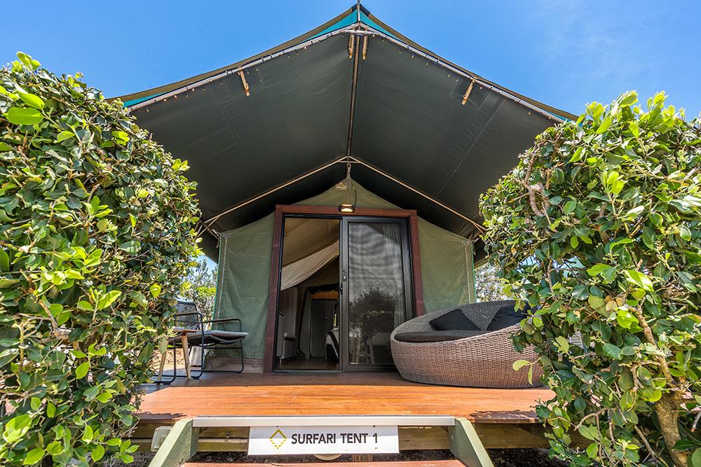 Luxe Surfari Tent