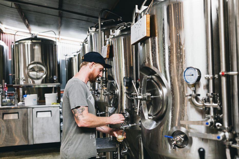 Earth Brewing Company