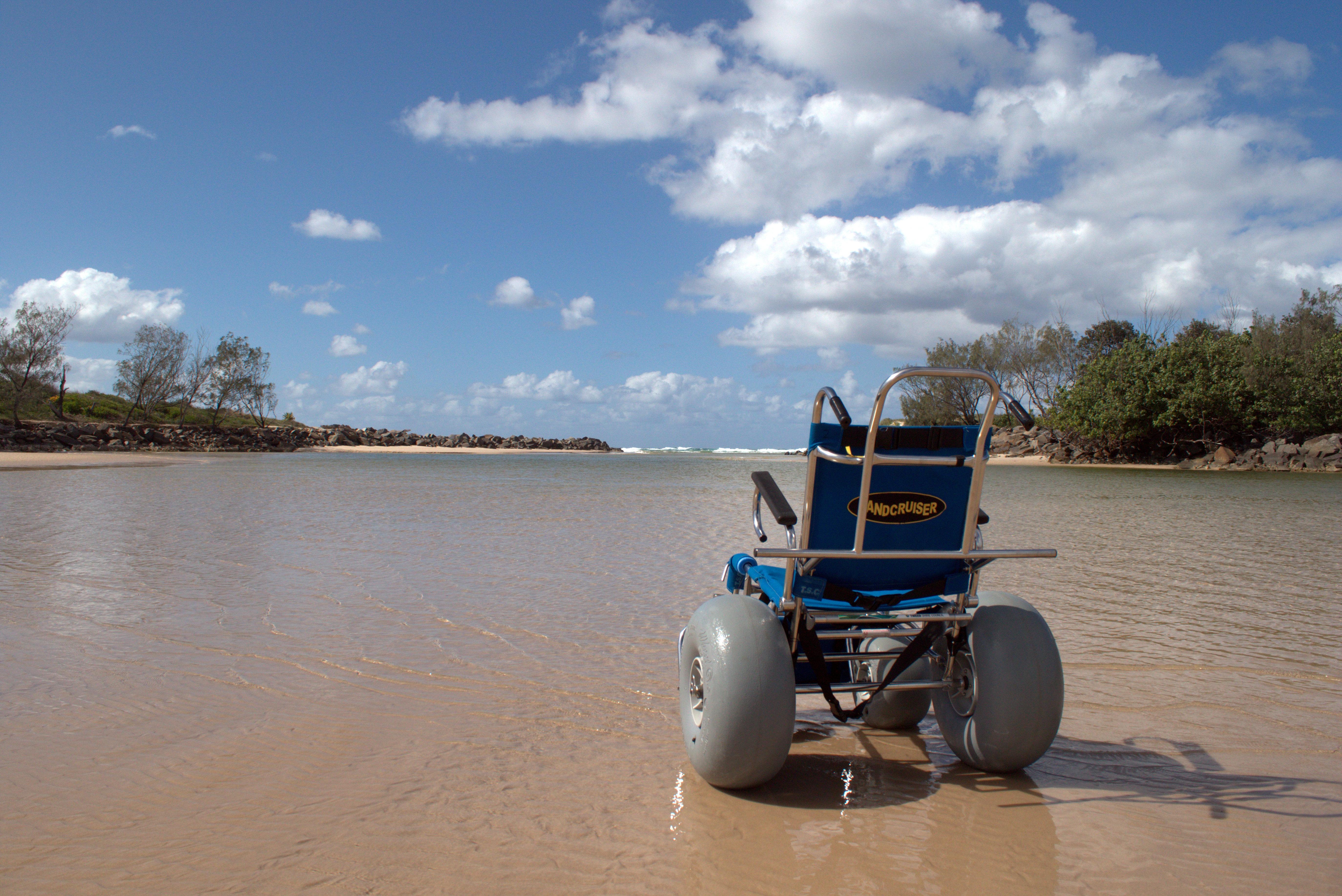 PS Wheelchair