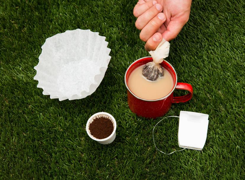 DIY Coffee bags