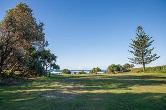 Headland Tent Site