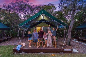Surfari Tent